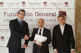 Seur se incorpora a las Empresas Amigas de la Universidad de Salamanca