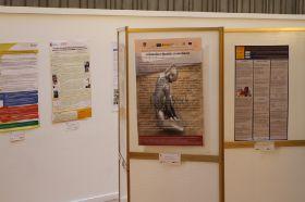 Exposición de pósteres