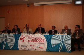 V Jornadas Internacionales sobre Avances en Audiologia