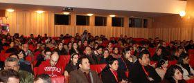 Auditorio en la Conferencia de Crimen organizado, corrupción y terrorismo
