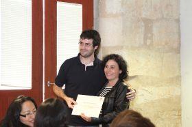 Clausura y entrega de diplomas