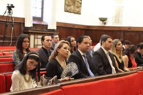 Clausura oficial en el Paraninfo de la Universidad de Salamanca_11