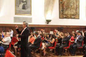 Clausura oficial en el Paraninfo de la Universidad de Salamanca_15