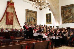 Clausura oficial en el Paraninfo de la Universidad de Salamanca_17