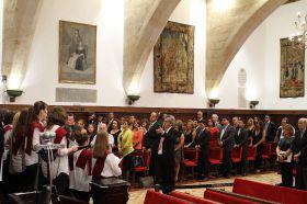 Clausura oficial en el Paraninfo de la Universidad de Salamanca_21