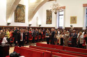 Clausura oficial en el Paraninfo de la Universidad de Salamanca_22