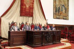 Clausura oficial en el Paraninfo de la Universidad de Salamanca_23
