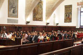 Clausura oficial en el Paraninfo de la Universidad de Salamanca_4