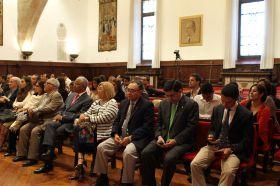 Clausura oficial en el Paraninfo de la Universidad de Salamanca_5
