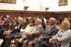 Clausura oficial en el Paraninfo de la Universidad de Salamanca_6