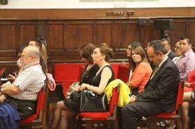 Clausura oficial en el Paraninfo de la Universidad de Salamanca_7
