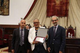 Clausura oficial en el Paraninfo de la Universidad de Salamanca_9