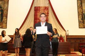 Entrega de diplomas