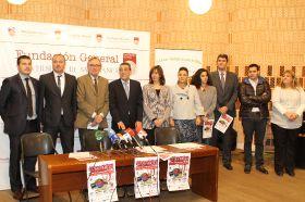 Rueda de Prensa: organizadores y colaboradores