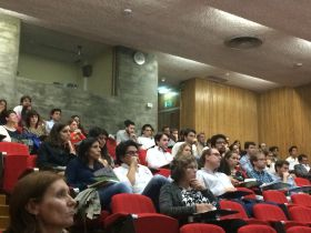 Encuentro en la Universidad de Coimbra