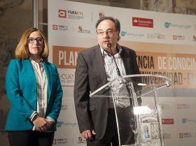 premios del Plan de Transferencia de Conocimiento Universidad Empresa 2015