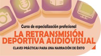 Imagen del Curso La retransmisión deportiva audiovisual
