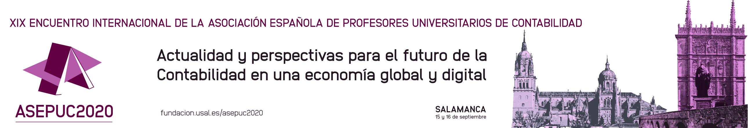 imagen del congreso, fachada de la universidad, puente romano, catedral. Actualidad y perspectivas para el futuro de la Contabilidad en una economía global y digital