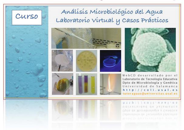 Curso en Análisis Microbiológico del Agua: Técnicas, Laboratorio Virtual y Casos Prácticos