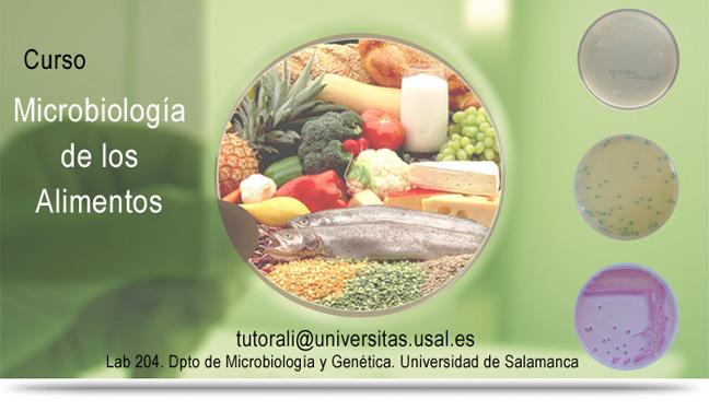 Curso en Microbiología de los Alimentos
