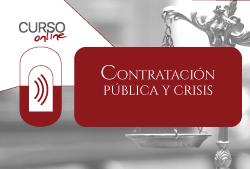 Curso online, Contratación pública y crisis