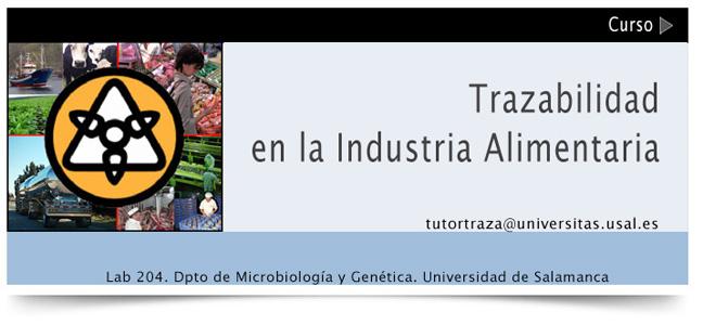 V Curso Trazabilidad en la Industria Alimentaria
