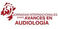 Logotipo Jornadas de Audiología