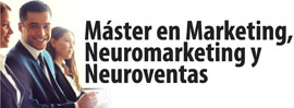 Máster en Marketing, Neuromarketing y Neuroventas
