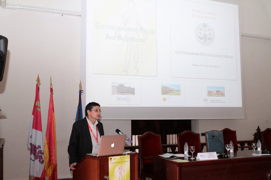 I International Workshop Electromagnetic Fields and Biomedicine 35