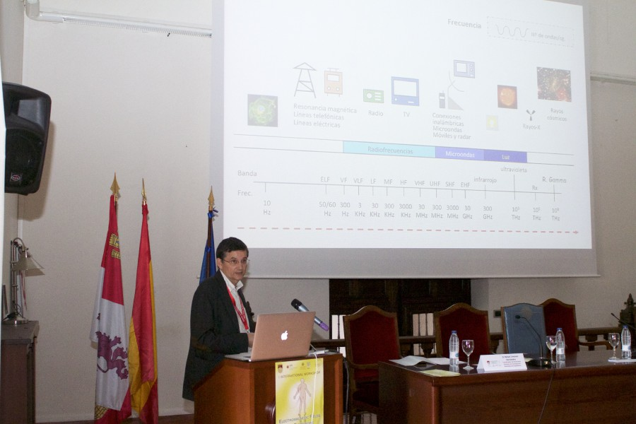 I International Workshop Electromagnetic Fields and Biomedicine 38